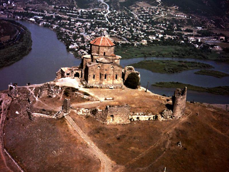 Древняя Мцхета и доисторический Уплисцихе - экскурсия в Тбилиси