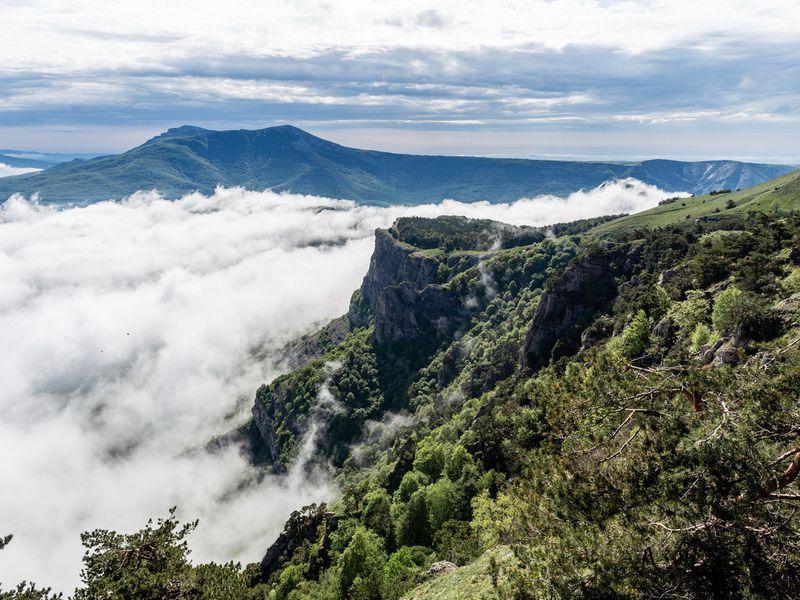 Демерджи— горные богатства Крыма - экскурсия в Алуште