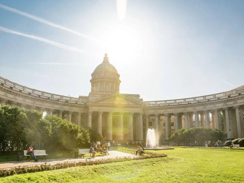 Петербург — отдельный мир! - экскурсия в Санкт-Петербурге