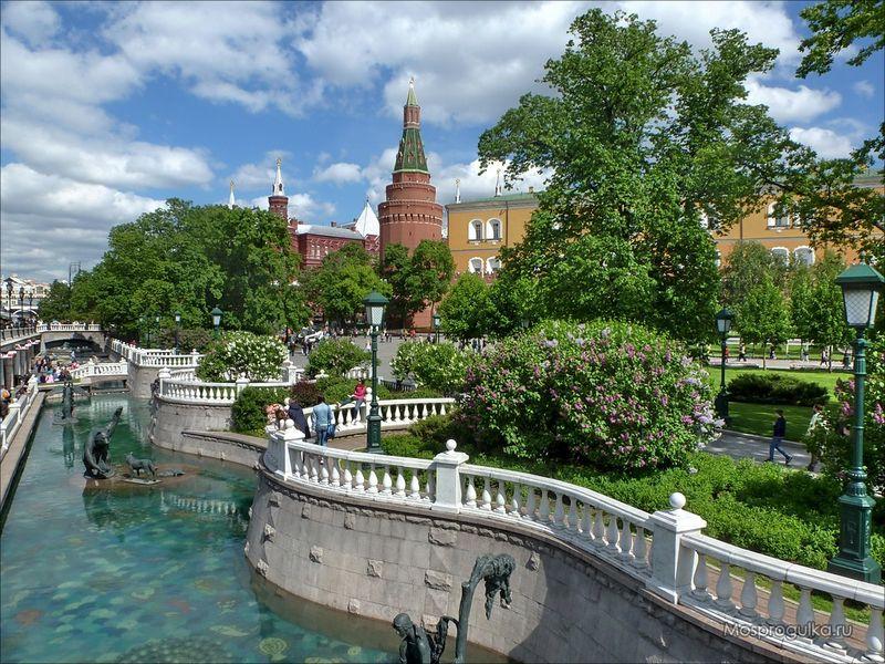 Приятно познакомиться, Москва! - экскурсия в Москве
