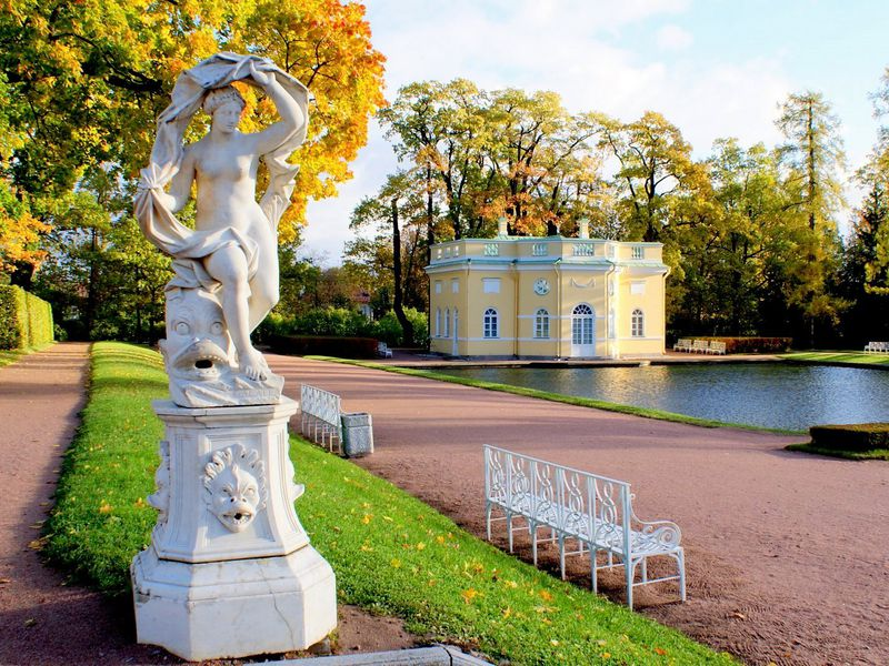 Экскурсия-квест в Царском Селе - экскурсия в Пушкине