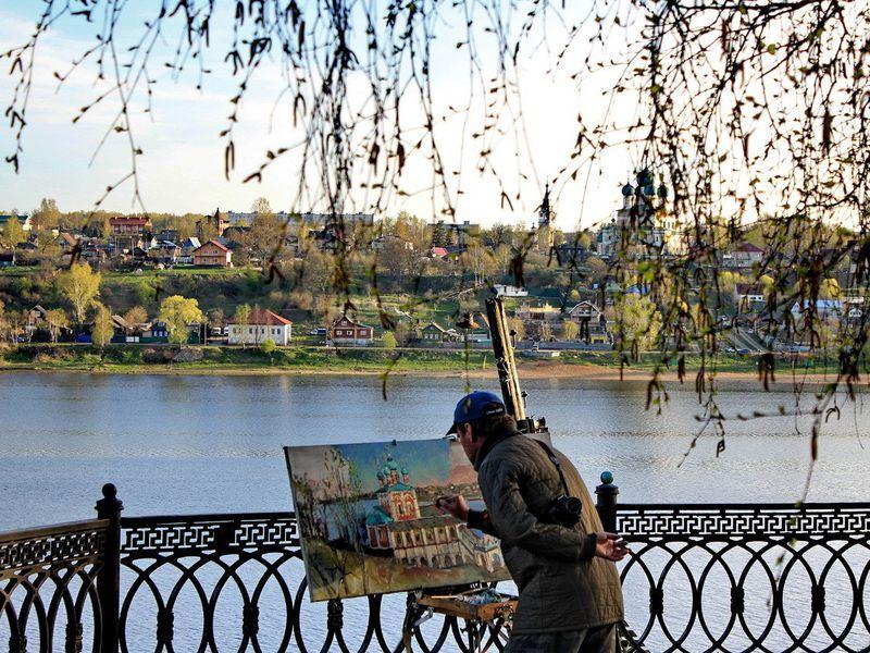 Из Ярославля в Тутаев-Романов-Борисоглебск - экскурсия в Ярославле