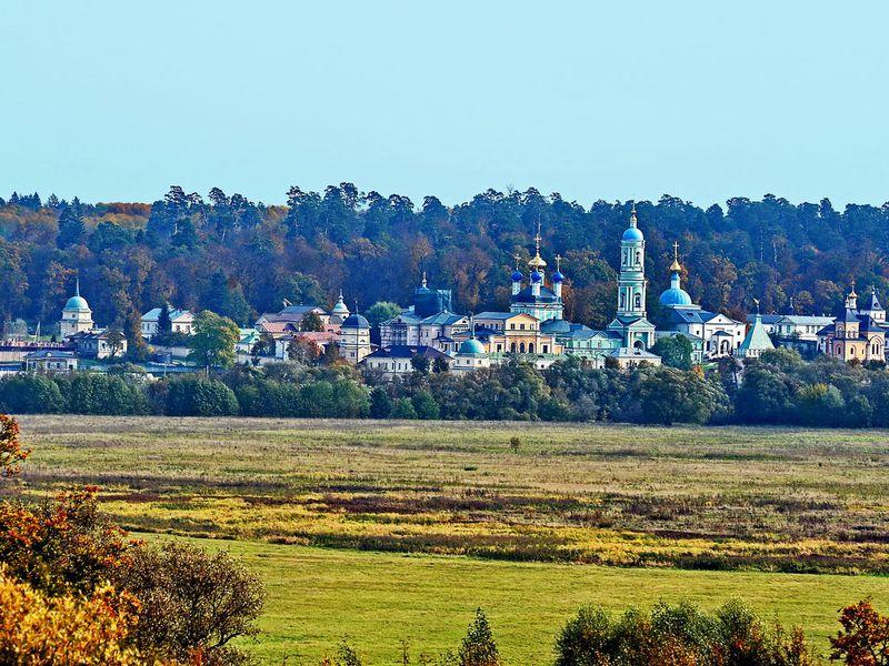Культовые святыни Калужской области - экскурсия в Калуге
