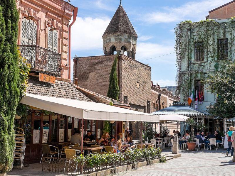 Гармония древнего и современного Тбилиси - экскурсия в Тбилиси