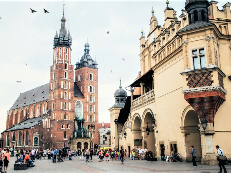 Исторический Краков и поездка в соляную шахту «Величка» - экскурсия в Кракове