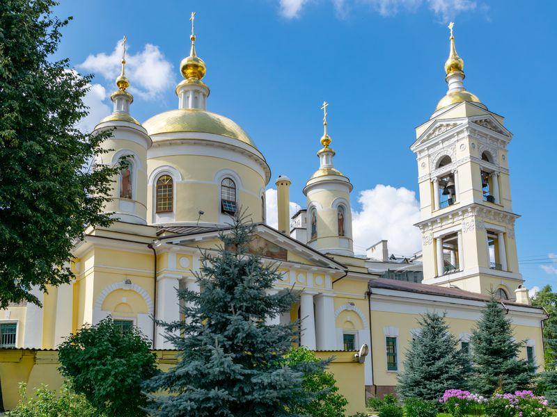 Банный дворец Алексеева - экскурсия в Подольске