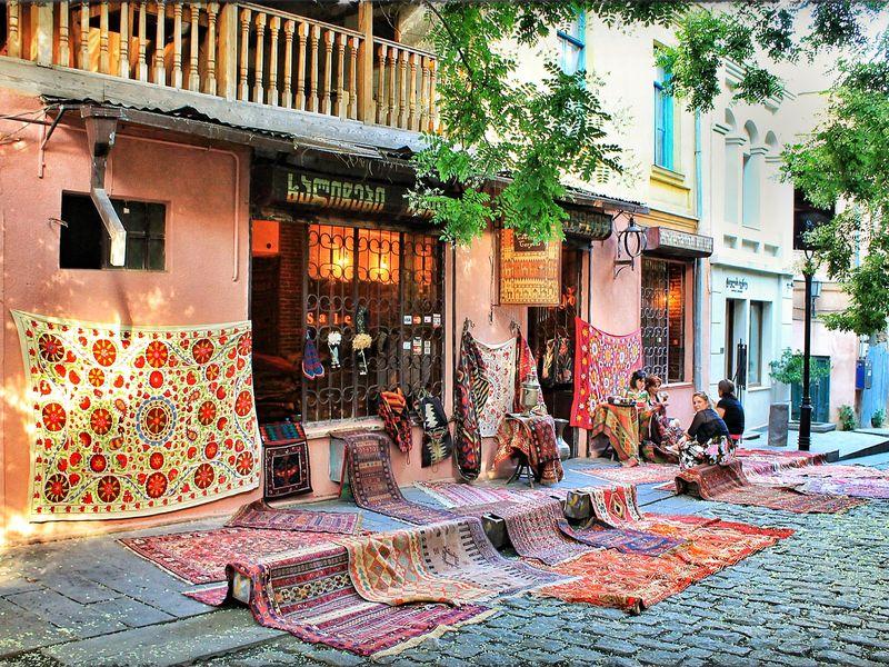 Тбилиси — город мастеров - экскурсия в Тбилиси