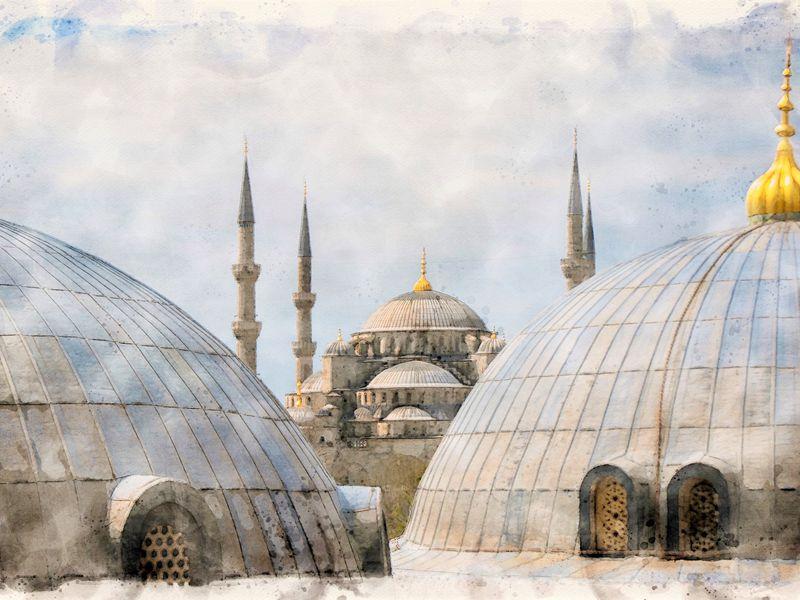 Исторический центр Стамбула + прогулка по Босфору - экскурсия в Стамбуле