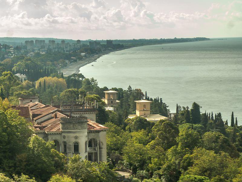 Абхазия — авто-экскурсия в мир природной красоты - экскурсия в Адлере