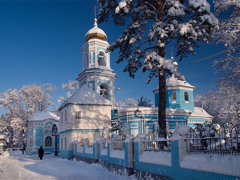 Паломническая поездка «Княжеский путь» - экскурсия в Казани
