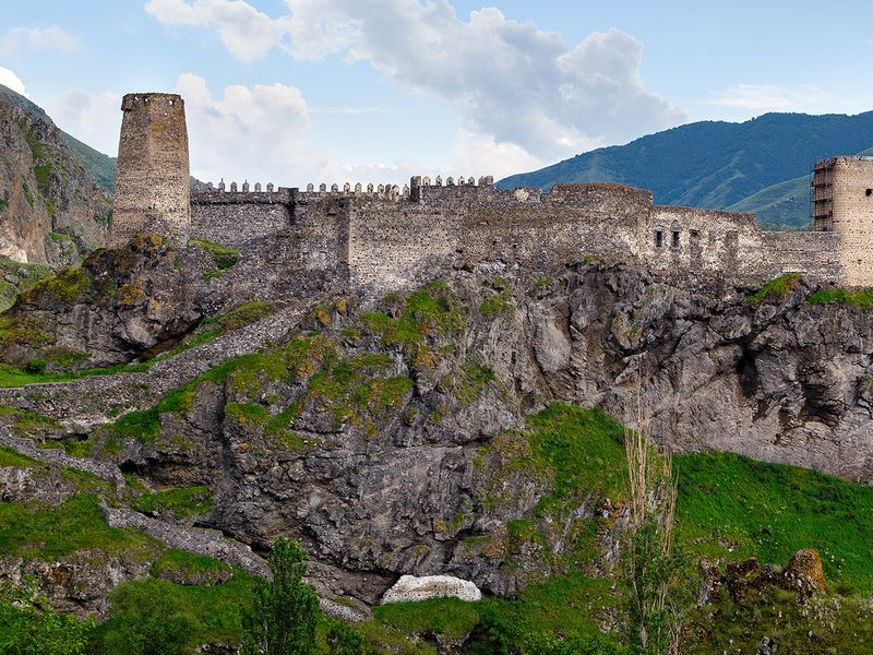 Боржоми, Вардзия иземля джавахов - экскурсия в Тбилиси