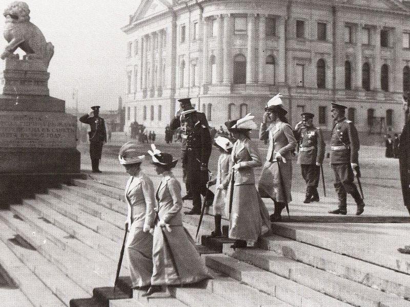 Старый Петербург: город накануне революции - экскурсия в Санкт-Петербурге