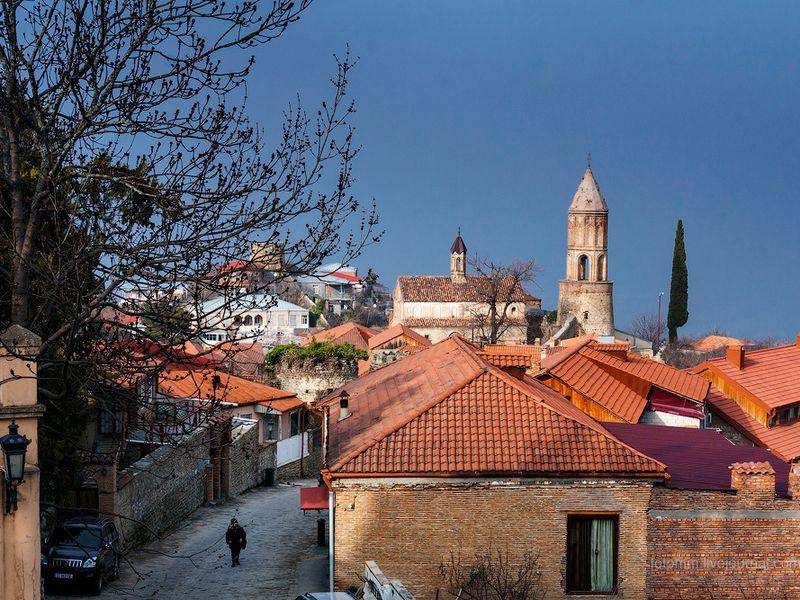 Авторский тур поисторической столице Кахетии - экскурсия в Тбилиси