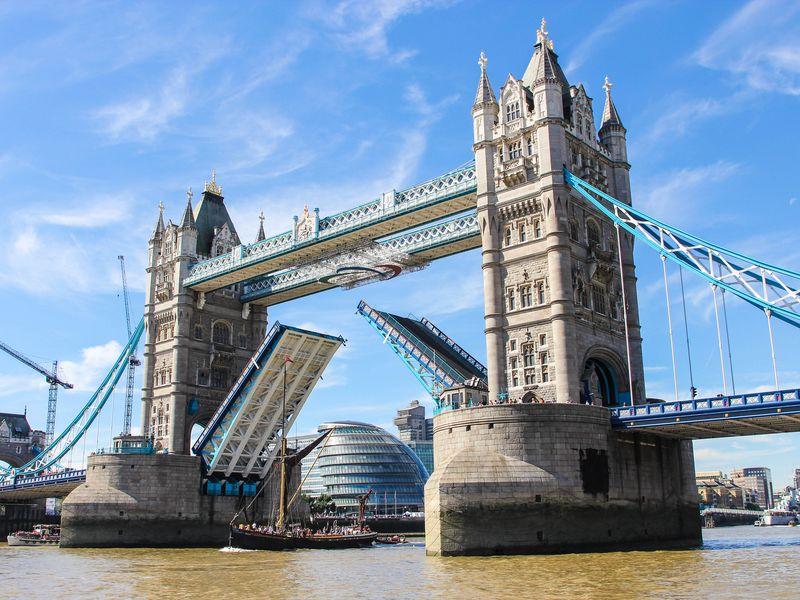 Весь Лондон за 4 часа на автомобиле! - экскурсия в Лондоне