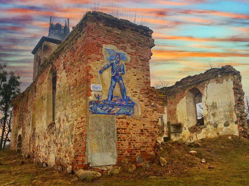 Инста-тур поускользающему миру Старой Пруссии - экскурсия в Калининграде