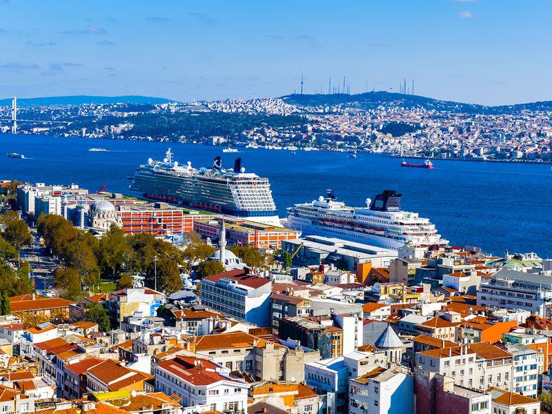Автобусная экскурсия «Стамбул знакомый и неизвестный» - экскурсия в Стамбуле