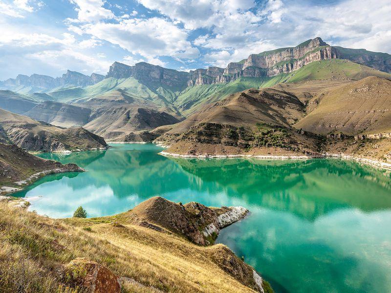 Эльбрус и озеро Гижгит за один день! - экскурсия в Кисловодске