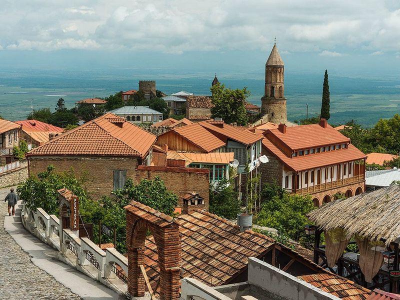 Вся Кахетия за один день. Самый бюджетный тур - экскурсия в Тбилиси