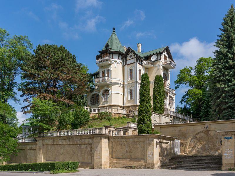 Волшебный Кисловодск - экскурсия в Кисловодске