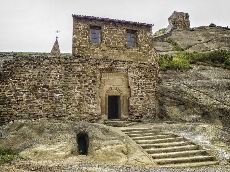 Гареджи. Путешествие в прошлое - экскурсия в Тбилиси