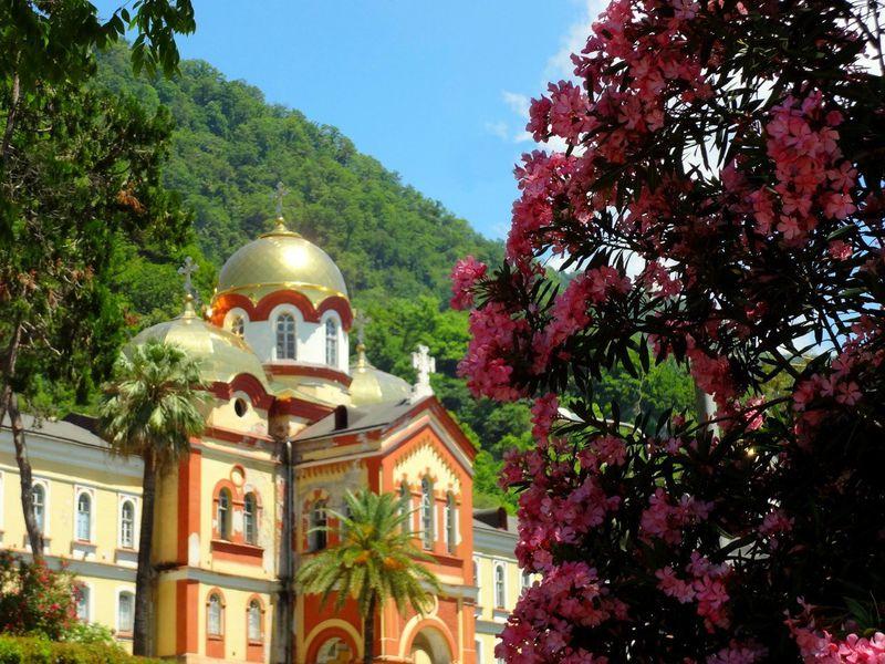 Все символы Абхазии заодин день - экскурсия в Сочи
