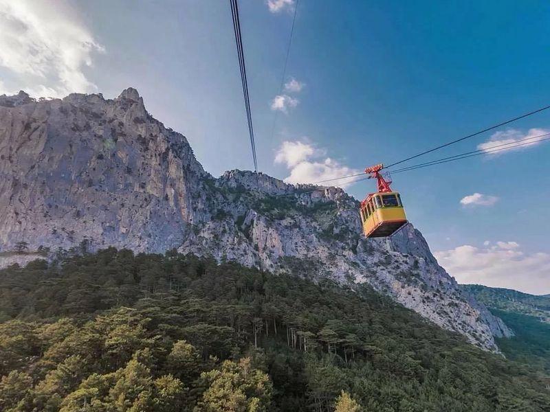 Большой каньон Крыма - экскурсия в Алуште