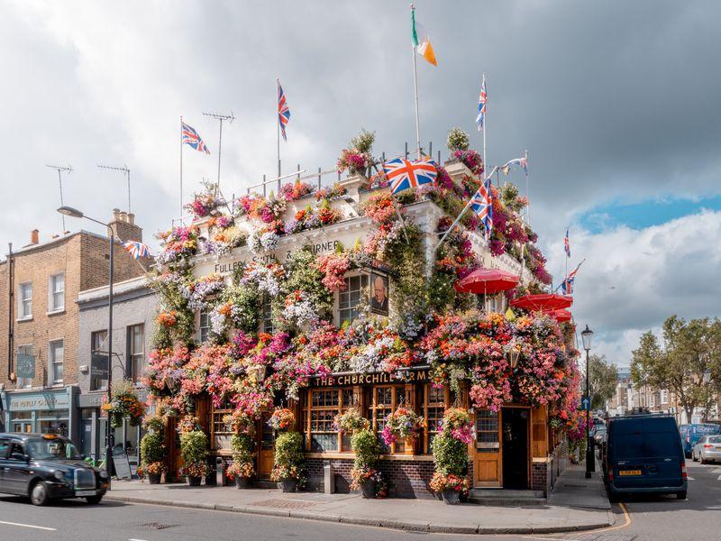 Элегантный Лондон: прогулка порайону Holland Park - экскурсия в Лондоне