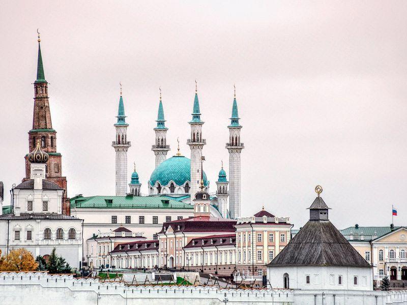 Казанский кремль ився Казань за4часа - экскурсия в Казани