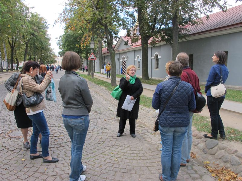 Петропавловка»— начало всех начал - экскурсия в Санкт-Петербурге