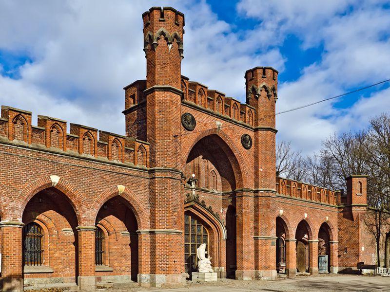 Неповторимый Калининград - экскурсия в Калининграде