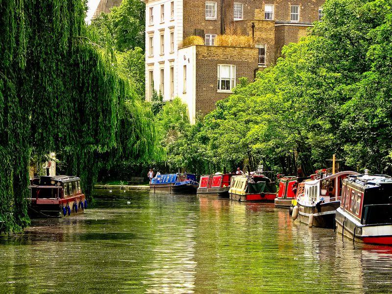 Прогулка полондонской Венеции - экскурсия в Лондоне