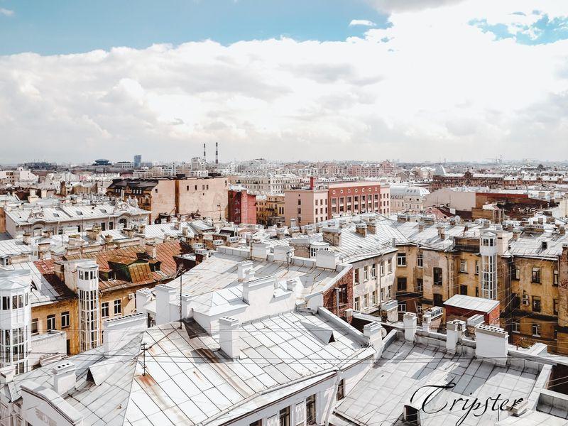 Петербург с крыши - экскурсия в Санкт-Петербурге