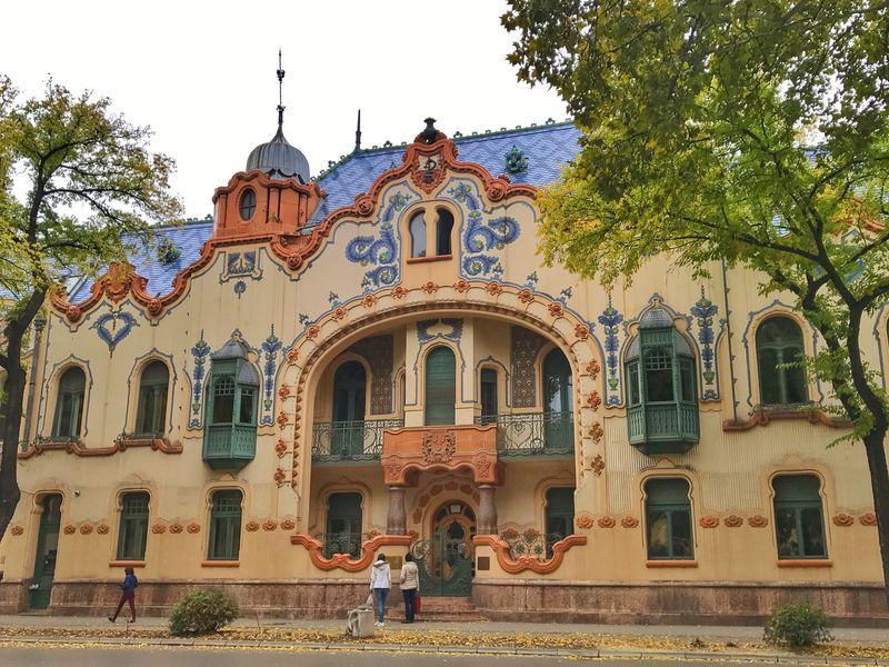 Суботица — архитектурная сокровищница Сербии - экскурсия в Нови-саде