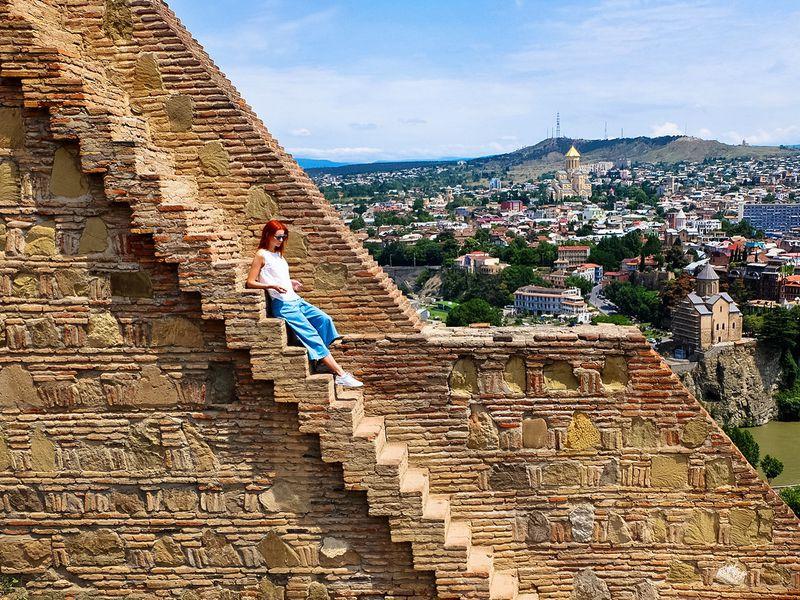 Тбилиси, пленяющий сердца - экскурсия в Тбилиси
