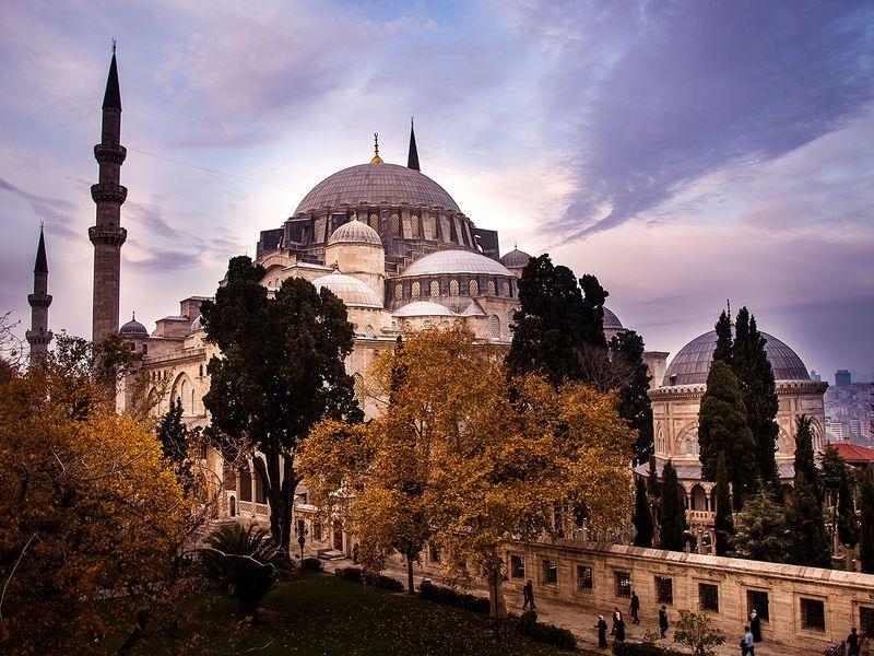 Дружеская прогулка поСтамбулу - экскурсия в Стамбуле