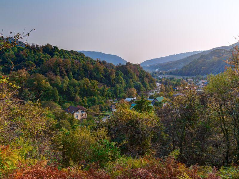 Из Сочи — в горное село Пластунка - экскурсия в Сочи