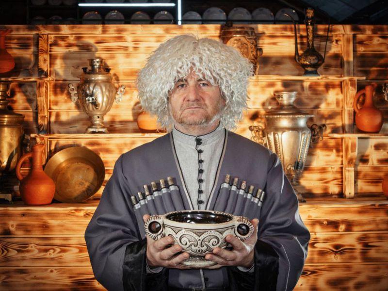 Аланский вечер: этническое шоу с ужином и дегустацией - экскурсия в Владикавказе