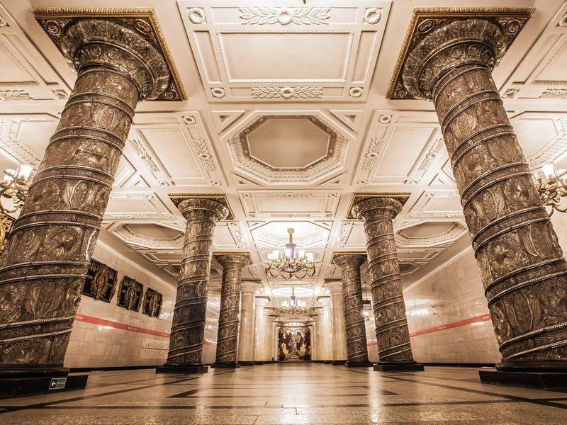 Легенды ленинградского метрополитена - экскурсия в Санкт-Петербурге