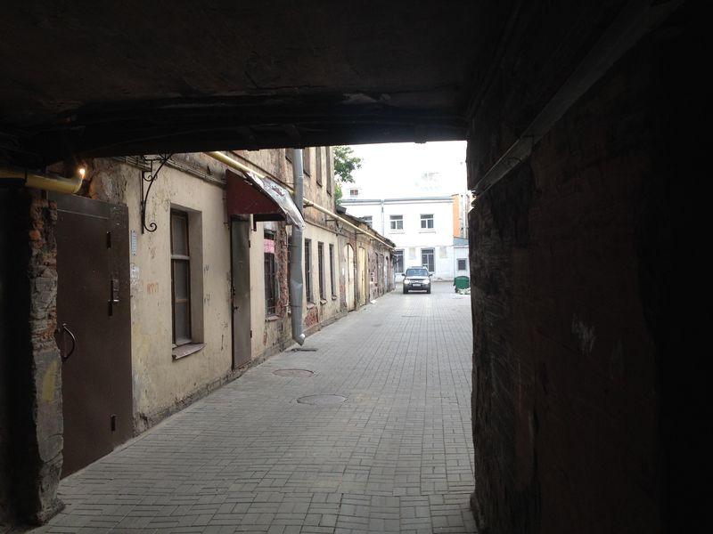 Петербург старый и новый: границы миров - экскурсия в Санкт-Петербурге