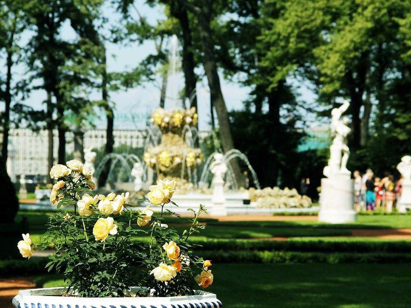 Летний сад— детям: познавательная прогулка - экскурсия в Санкт-Петербурге