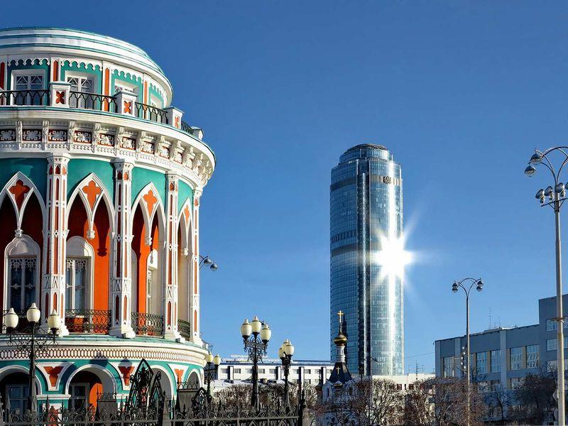 Здравствуй, Екатеринбург! - экскурсия в Екатеринбурге
