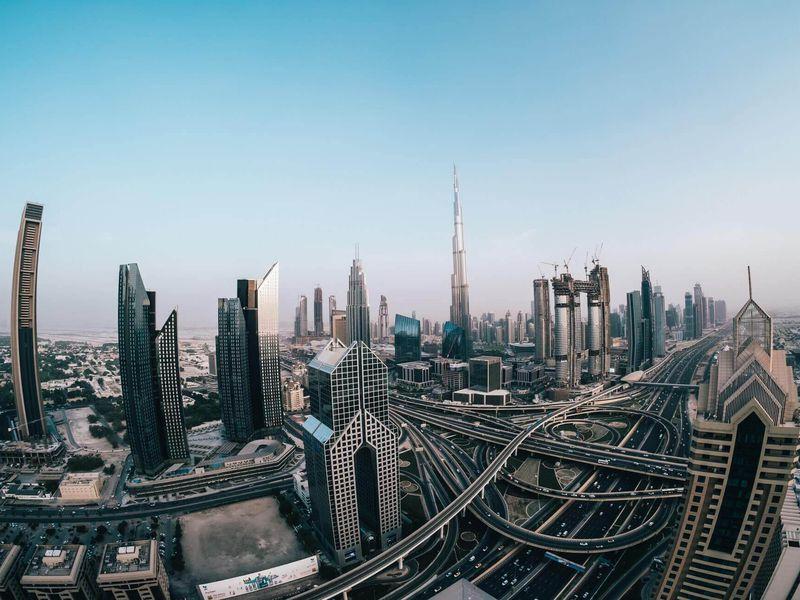 Дубай для новичков - экскурсия в Дубае