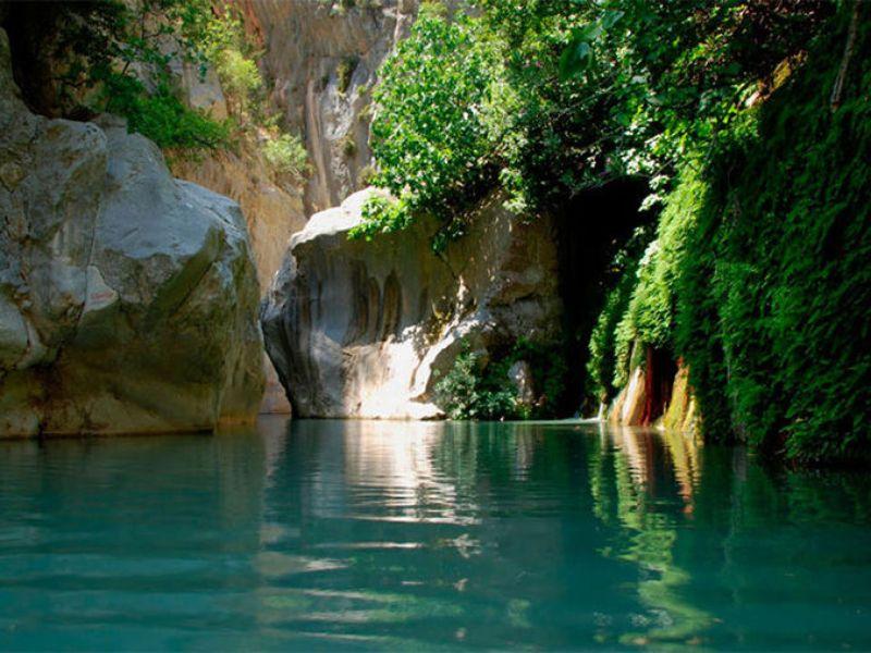 Трекинг-экскурсия по каньонам Псахо - экскурсия в Сочи