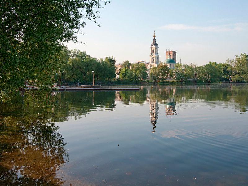 Идиллическое Косинское трехозерье - экскурсия в Москве