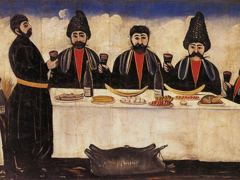 Грузинское застолье в гостях у кахетинской семьи - экскурсия в Тбилиси