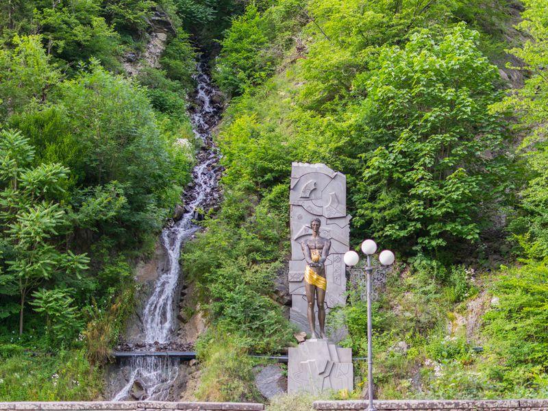 Природа и святыни Боржоми - экскурсия в Тбилиси