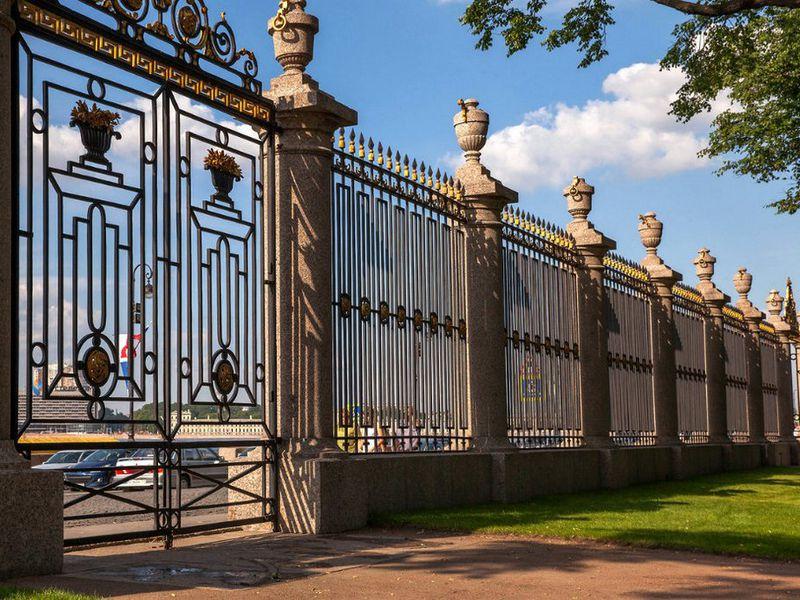 Тайны Летнего сада - экскурсия в Санкт-Петербурге