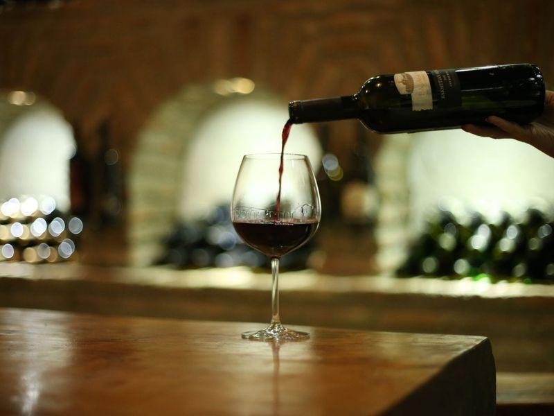 Путь гедониста: винный тур по Старому Тбилиси - экскурсия в Тбилиси