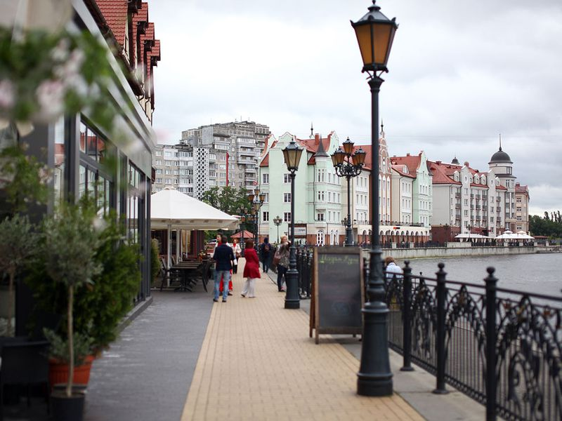Влюбиться в Калининград за 4 часа! - экскурсия в Калининграде