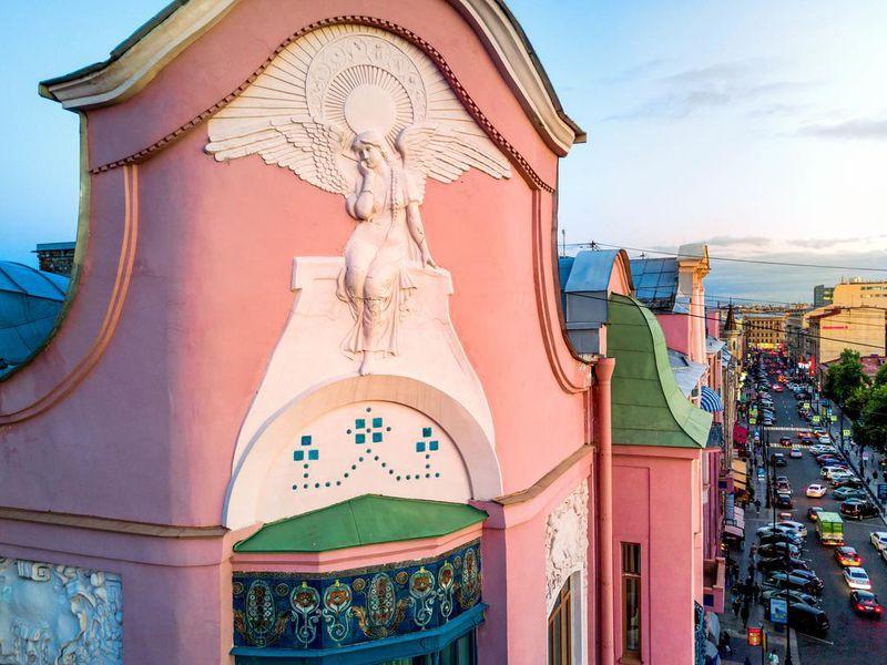 ОтНевского доКирочной— город вгороде - экскурсия в Санкт-Петербурге